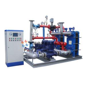 Integrierter Wärmeaustausch-/Industrial-intelligenter Wärmetauscher /System/Units /Solution