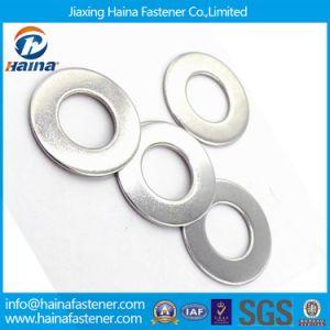 DIN125/ASTM F436/F436m plaine en acier inoxydable de rondelles plates M2-M24