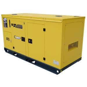 15ква дизельный генератор с помощью Silent типа накладных топливного бака