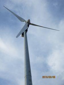 Turbine van de Wind van de Controle van de Hoogte van Yaneng de Elektrische 20kw met de Diameter van de Rotor van 12m