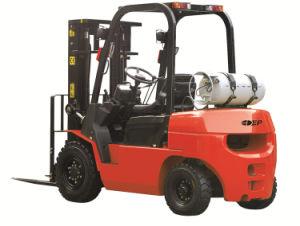 Ep 2,5 ton Diesel/gasolina/gás de carro elevador