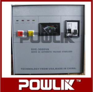 Тип автоматический стабилизатор стойки Tnd-10kVA напряжения тока AC