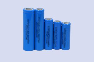 Navulbare 3.7V 3000mAh 18650 Batterij van de Batterijen van het Lithium de Ionen