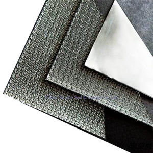 独特の味の金属と補強される拡大されたグラファイトシート