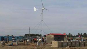 La DG-L-1kw 48V el sistema generador de turbina eólica