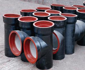 Tubo personalizzato lista duttile del ghisa del tubo del ferro En545