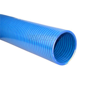 Tubo flessibile del condotto del filo di acciaio del PVC di ventilazione