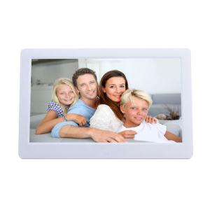 IPS LCD de Vertoning van de Reclame Frame van de Foto van 10.1 Duim het Digitale