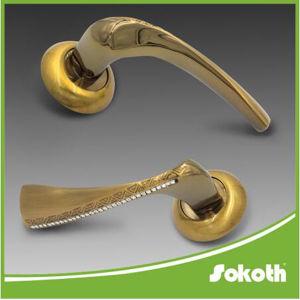동유럽 Markt 최신 인기 상품 백색 색깔 Deisgn 손잡이 자물쇠