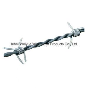 Filo pesante del PVC della galvanostegia di alta obbligazione per la rete fissa