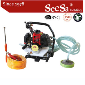 Pulverizador de gasolina de potencia portátil agrícola (SX-PP8)