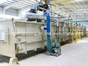 Cable de acero horno industrial para el cable de acero