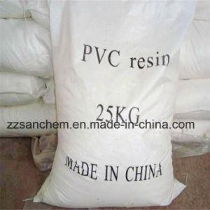 Sg5 van de Hars van pvc van de Rang van de pijp K67 voor Plastic Grondstof