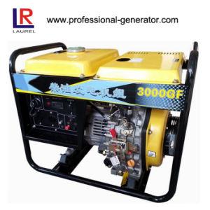 Refrigerado por aire 2kVA en silencio Generador Diesel