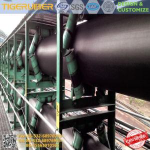 Трубопровод ленты конвейера ременный транспортер системы подушки коробки передач