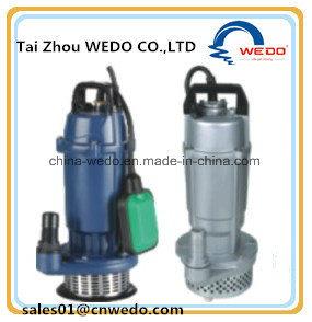 Qdxの高品質(アルミニウムハウジング)の電気浸水許容の水ポンプ