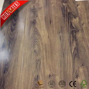 Suelos laminados austriaco HDF textura en relieve de 12mm