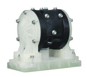 Rd 17L/min forma doble bomba de diafragma neumáticas