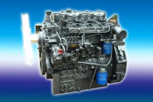 コンパクトなトラクターのためのQuanchaiのブランド(中国)の水によって冷却されるエンジン