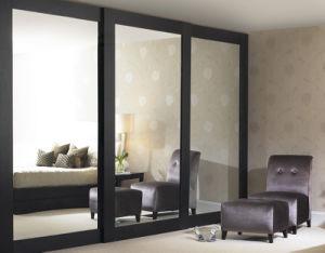 la chine fabricant porte coulissante armoire avec miroir. Black Bedroom Furniture Sets. Home Design Ideas