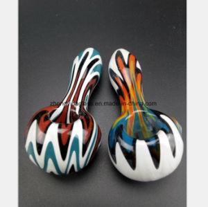 Farben-Muster-Rohr-Glaswasser-Rohr für Wiederanlauf-Filterrohr