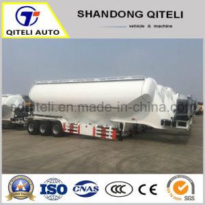 3 Eixo 35cbm Silo Seca Tanque Bulke Cimento Camião de Reboque semi reboque para transporte de carga