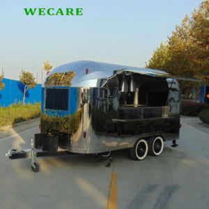 이동할 수 있는 음식 트럭 간이 건축물 손수레를 위한 부엌 장비