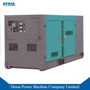 gruppo elettrogeno diesel di energia elettrica 40kVA/Genset con il baldacchino insonorizzato