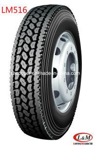 China Longmarch/Roadlux pneus de camiões radial (LM516)