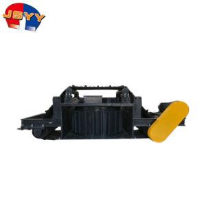 Separatore magnetico permanente del nastro trasportatore di Overband