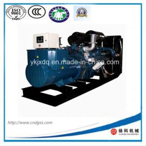 Diesel van de Motor 360kw/450kVA van Doosan Generator met Beste Prijs