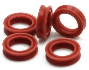 Kundenspezifische Silicone/EPDM/NBR Teile des Fabrik-Zubehör-