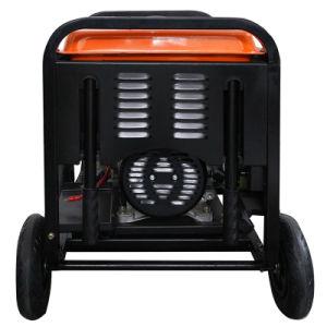 Proteções de segurança e segurança do conjunto de geradores a diesel (2KW)