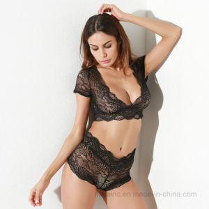 Lingerie confortable de lacet de 2017 dames