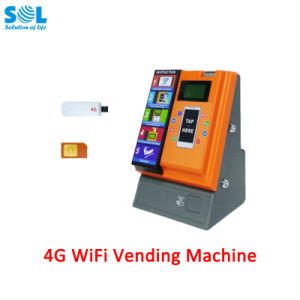 WiFi-A202 4G sans fil WiFi vending machine kiosque WiFi