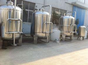 Apparatuur van de Behandeling van de Reiniging van de Verwerking van de Filter van het water de Ultra