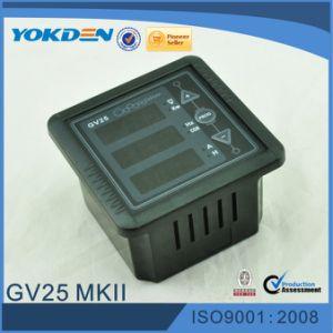 Gv25ボルトの現在の頻度時間のコンボ・メーター