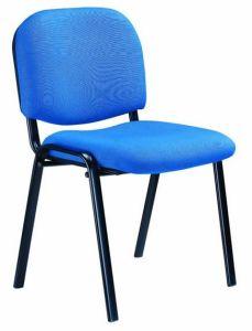 金属の足学生のライティング・テーブルのパッド(HX-TRC008)が付いている折る教室の椅子