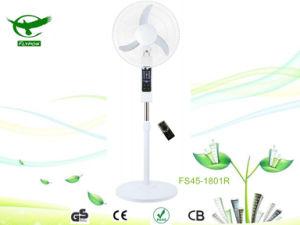 Ventilator 3 van Velcoity van Heigh Snelheid die de Ventilator van de Tribune 18inch met Afstandsbediening oscilleren