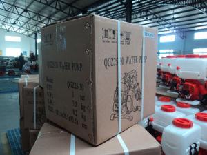 Bomba de Água a gasolina para máquinas agrícolas (QGZ25-30)