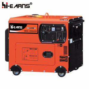 De luchtgekoelde Stille Diesel van het Type Reeks van de Generator (DG3500SE)