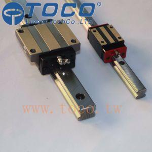 Blocchetto di guida lineare del binario di guida lineare lineare della guida 1200mm HGH35ca
