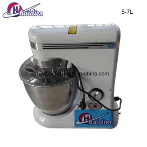 160L商業に惑星にミキサーまたはこね粉の練るか、またはクリームの混合の打つ機械