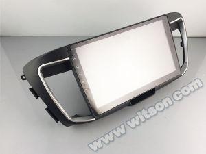 Witson 10,2 большой экран Android 6.0 DVD для грядущих поколений Honda соглашения с высоким и низким уровнем 9