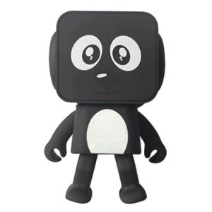 De nieuwe Spreker van Bluetooth van de Hond van de Muziek van het Stuk speelgoed van de Robot van de Gift van de Aankomst Draagbare Slimme Draadloze Mini Dansende