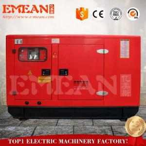 100kw Diesel van de luifel Stille Generator met Beroemde Motor en Alternator