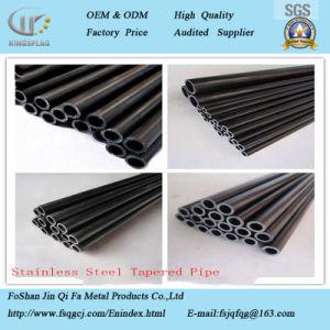 precio de fábrica Personalizar resistencia a la oxidación Polo cónico de acero inoxidable