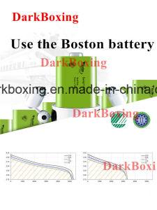 Universal Digital coche eléctrico de emergencia comenzó Solar cargador de batería recargable de carga automática
