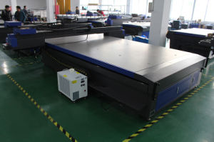Groß-Format UVflachbettdrucker