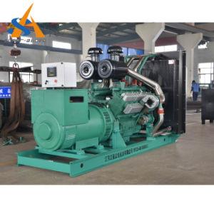 Высокое качество 940ква бесшумный дизельный генератор